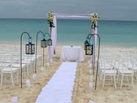 arcos para la playa